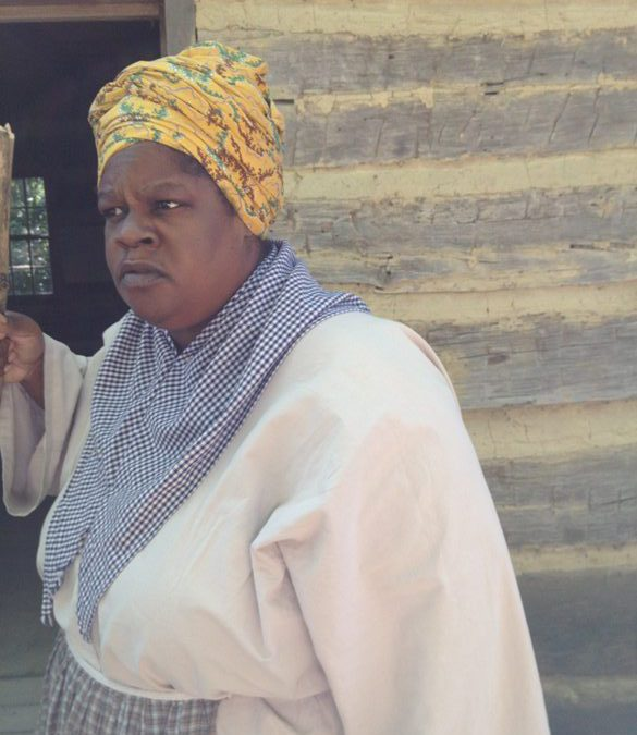 Re-living slavery and the Underground Railroad at Conner Prairie