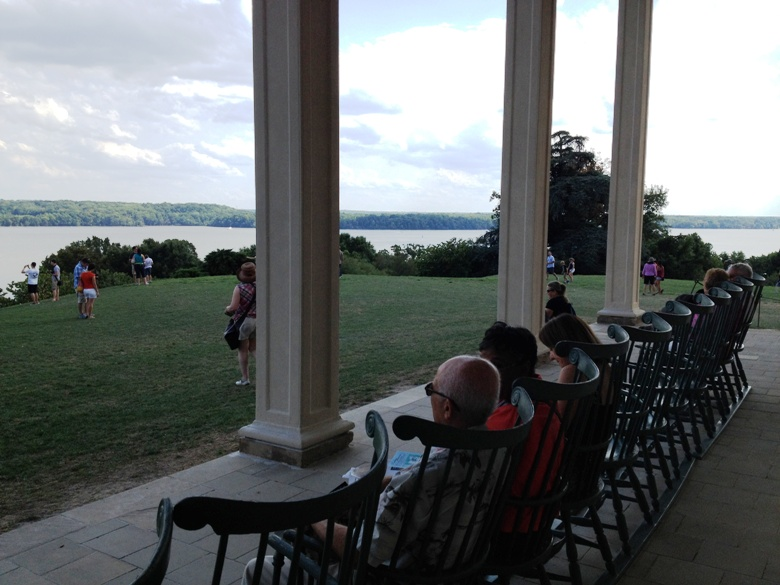 Mount Vernon is as close to royalty as America gets