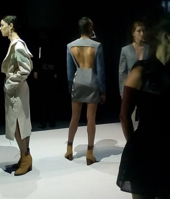 Hot Fashion at the Style Fashion Week NYC