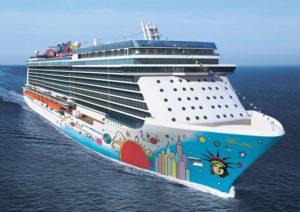 Norwegian's new ship Breakaway