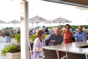 Ocean Terrace Restaurant on Cape Cod