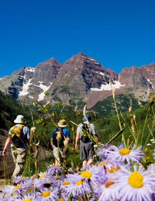 Great memories of an epic hike in Colorado