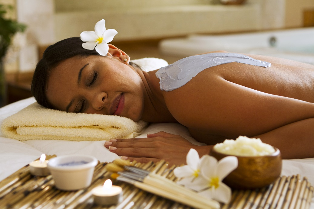 Organic spa treatments abound at Grand Residences Riviera Cancun