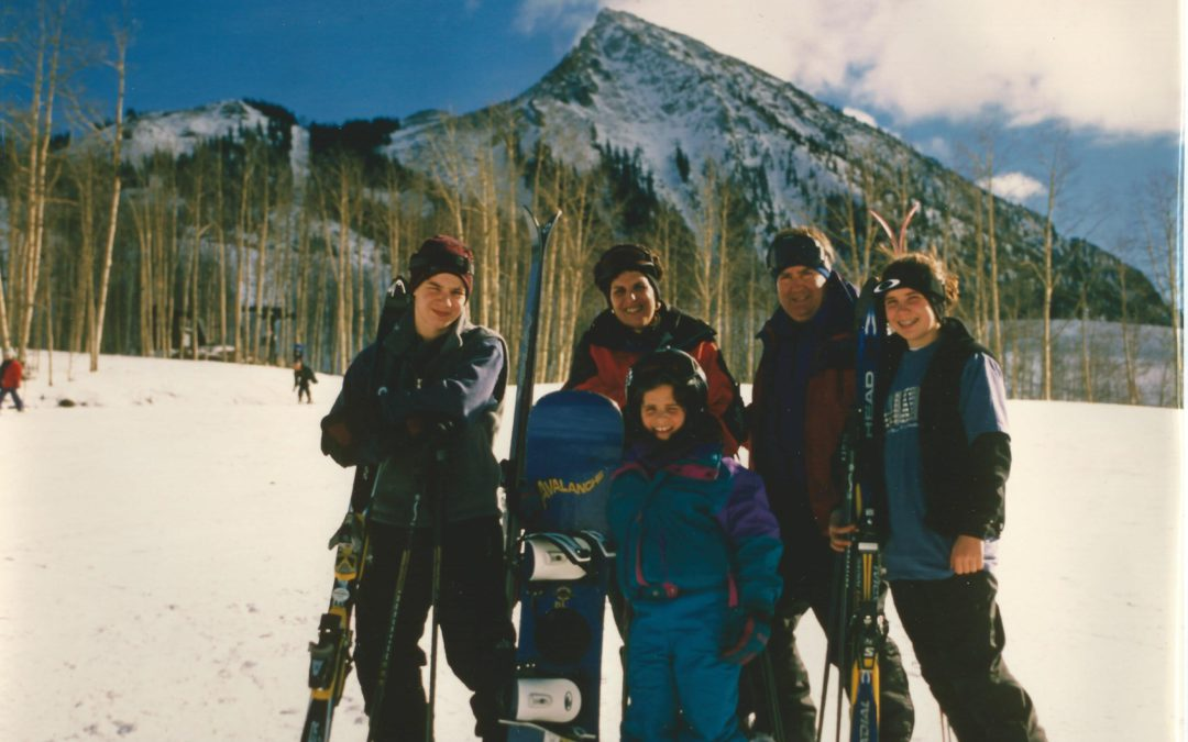 Our family trip back to Crested Butte, where memories were made
