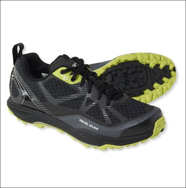 Shoes for cycling and walking from LL Bean