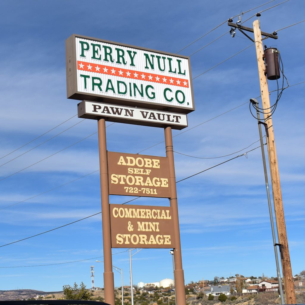 Perry Null Trading Gallup NM