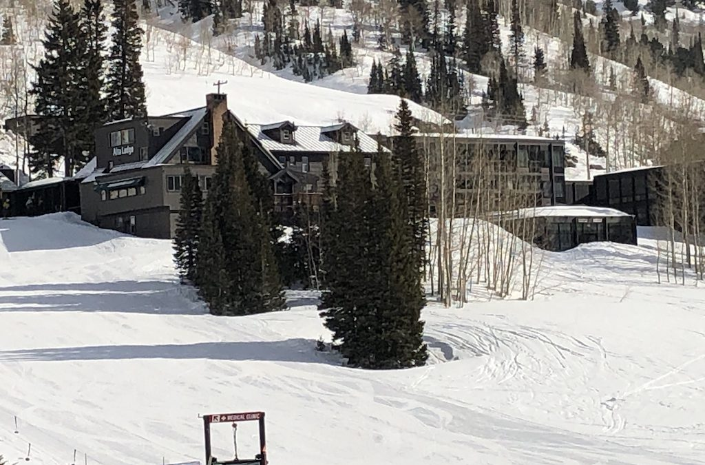 Family traditions endure over generations at the Alta Lodge