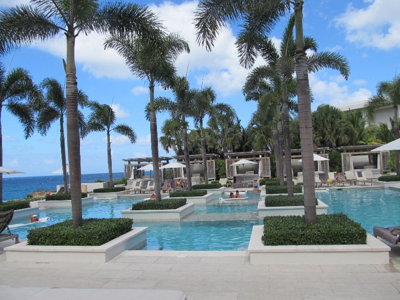 A day well spent at the stunning new Viceroy Anguilla
