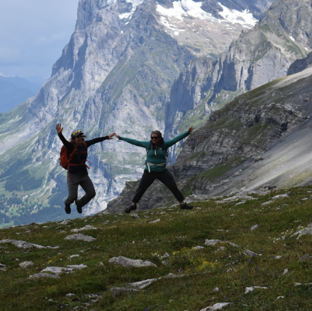 Hiking Switzerland – Summer 2018 – Video