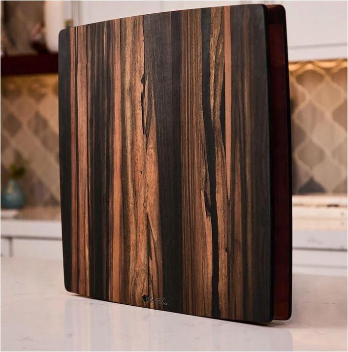 Reversible Pro Slab cutting board from Stella Falone