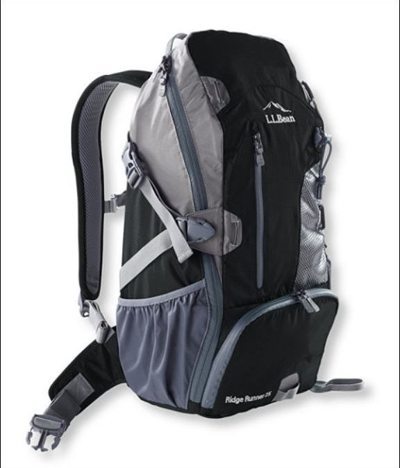 A right sized day pack for travel anywhere – from LL Bean
