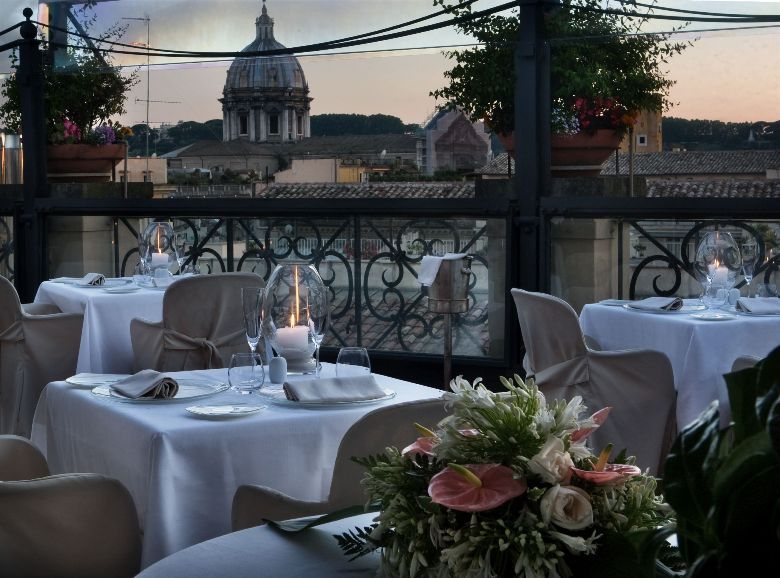 Memories of a special birthday and hotel stay in Rome