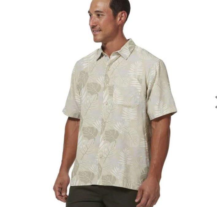 Cool new travel shirts from Royal Robbins