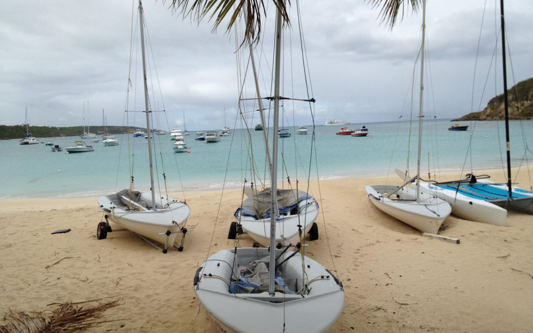 Families can enjoy sailing and racing on island of Anguilla