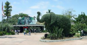 The world-famousSan Diego Zoo