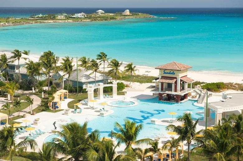 Sandals Emerald Bay in Bahamas