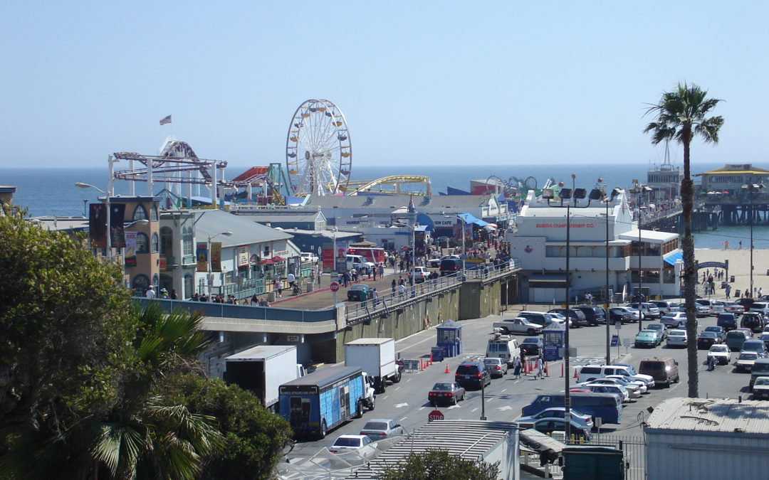 Santa Monica: a great place for family vacation fun