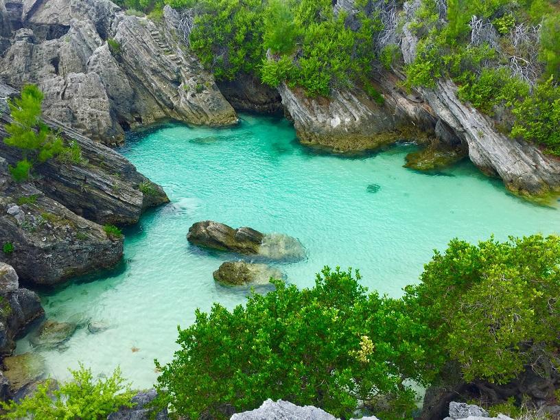 Crystal Caves: Bermuda's Underground Treasure Chest