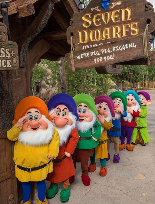 Disney unveiling bigger Fantasyland and Dwarfs' Mine Train
