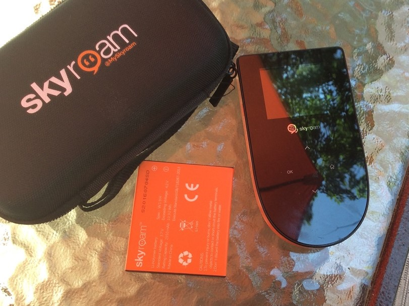 Skyroam keeps you connected globally at a low cost