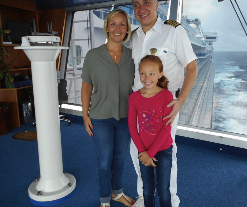 Kids have a different take on cultural exchanges on cruises