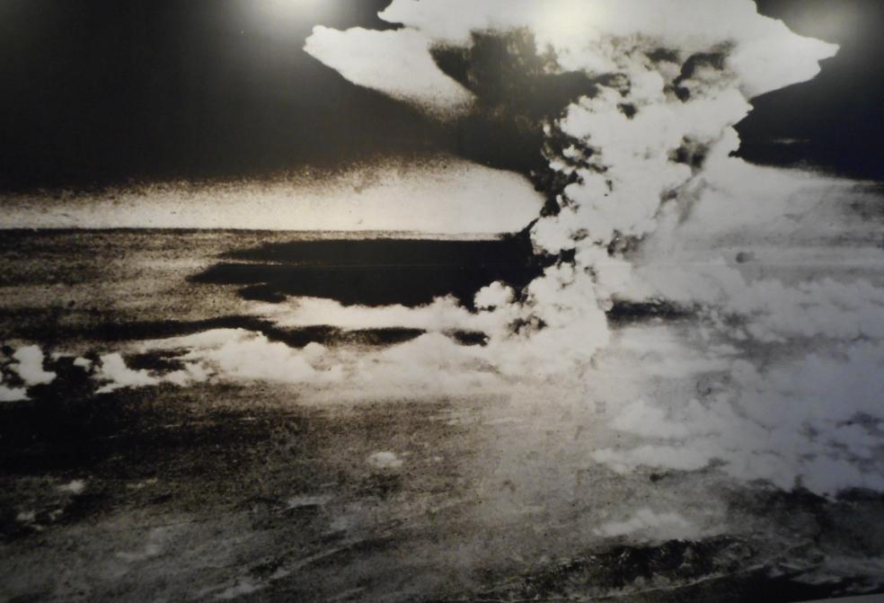 Hiroshima school: memorial and symbol of peace