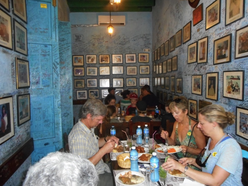 """Into Havana on a """"people-to-people"""" tour from the first American cruise ship in 58 years"""