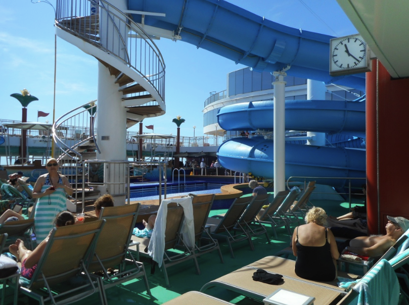 Families  on the Norwegian Gem – NYC to Canada