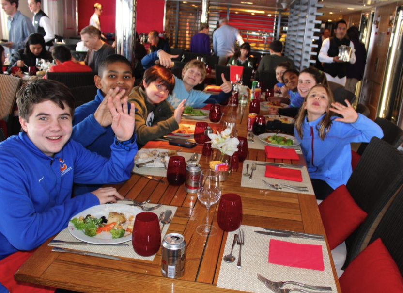 On a Cruise to Antarctica – 34 Kids and a Whole Lot of Enthusiasm