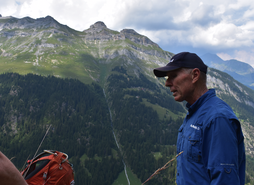 Adventures and Misadventures on the Alpine hiking trails