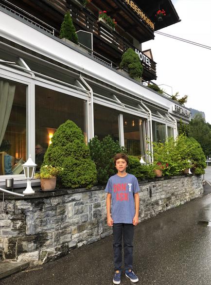 Noa at Hotel Silberhorn