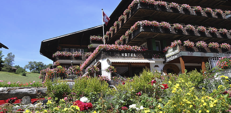 Generations of family-run hotels and businesses in Switzerland