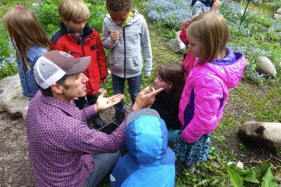 Learning nature at Aspen Center for Environmental Studies
