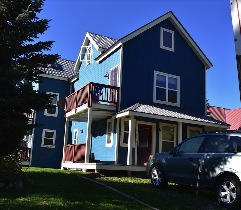 Our vacation rental in Crested Butte