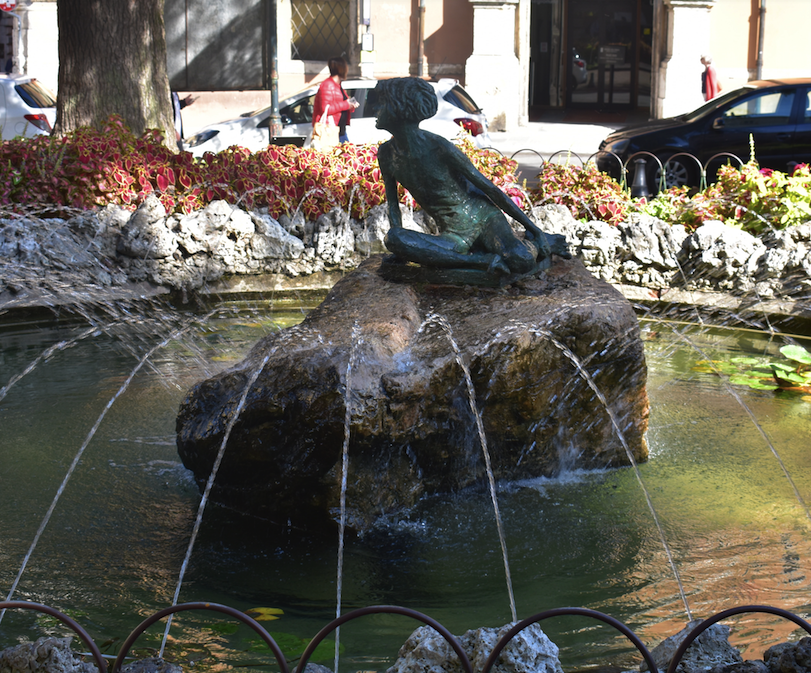 Fountain in Perugia