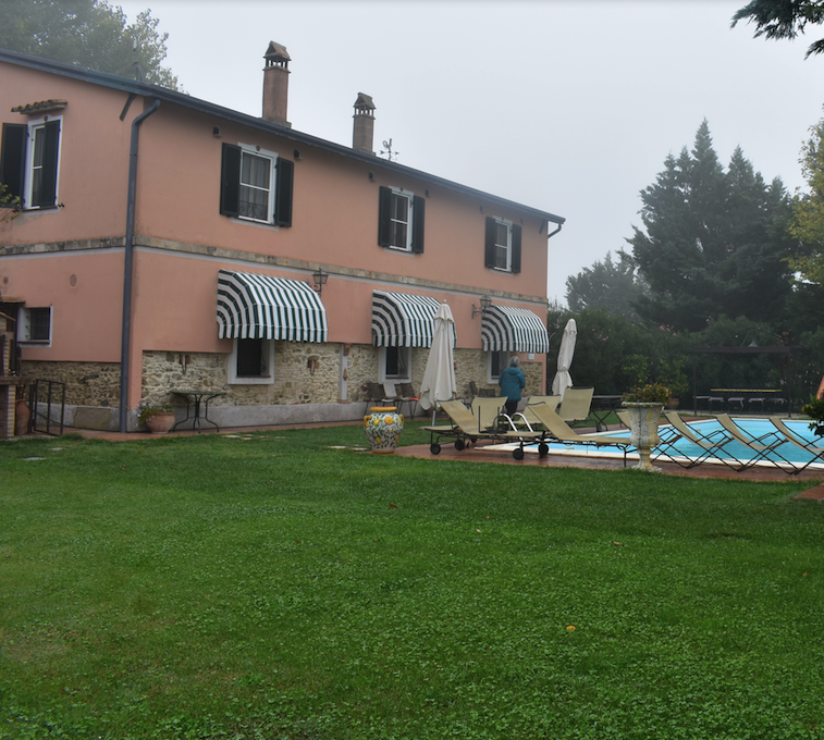 The farmhouse near Cannara
