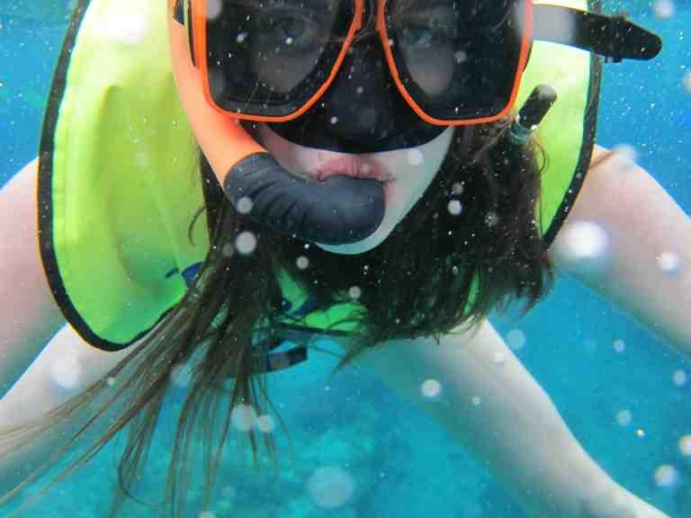 Snorkeling in Turks & Caicos
