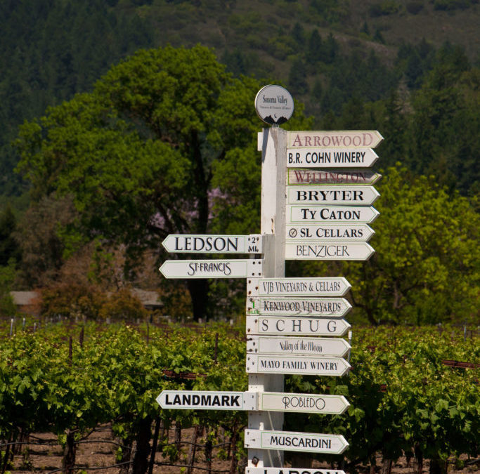 Supporting Sonoma County