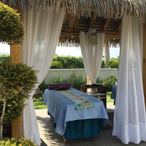 Spa at Nick Punta Cana
