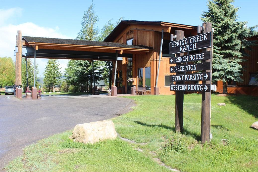 Spring Creek Resort in Jackson Wyoming
