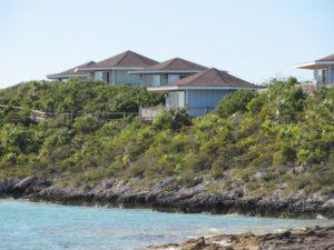 Starlight villa at the Fowl Cay resort in the Bahamas