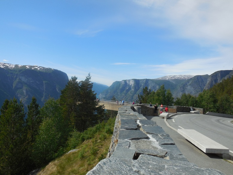 Day 2 in Norway – rafting and exploring the Western Fjord region