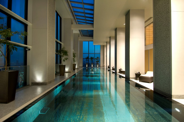 A long flight to Japan – jet lag cured with spa treatment at Conrad Tokyo