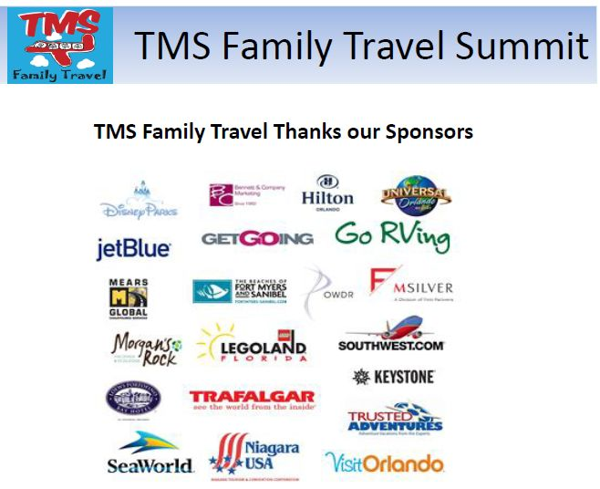 Videos from the First TMS Family Travel Summit weekend