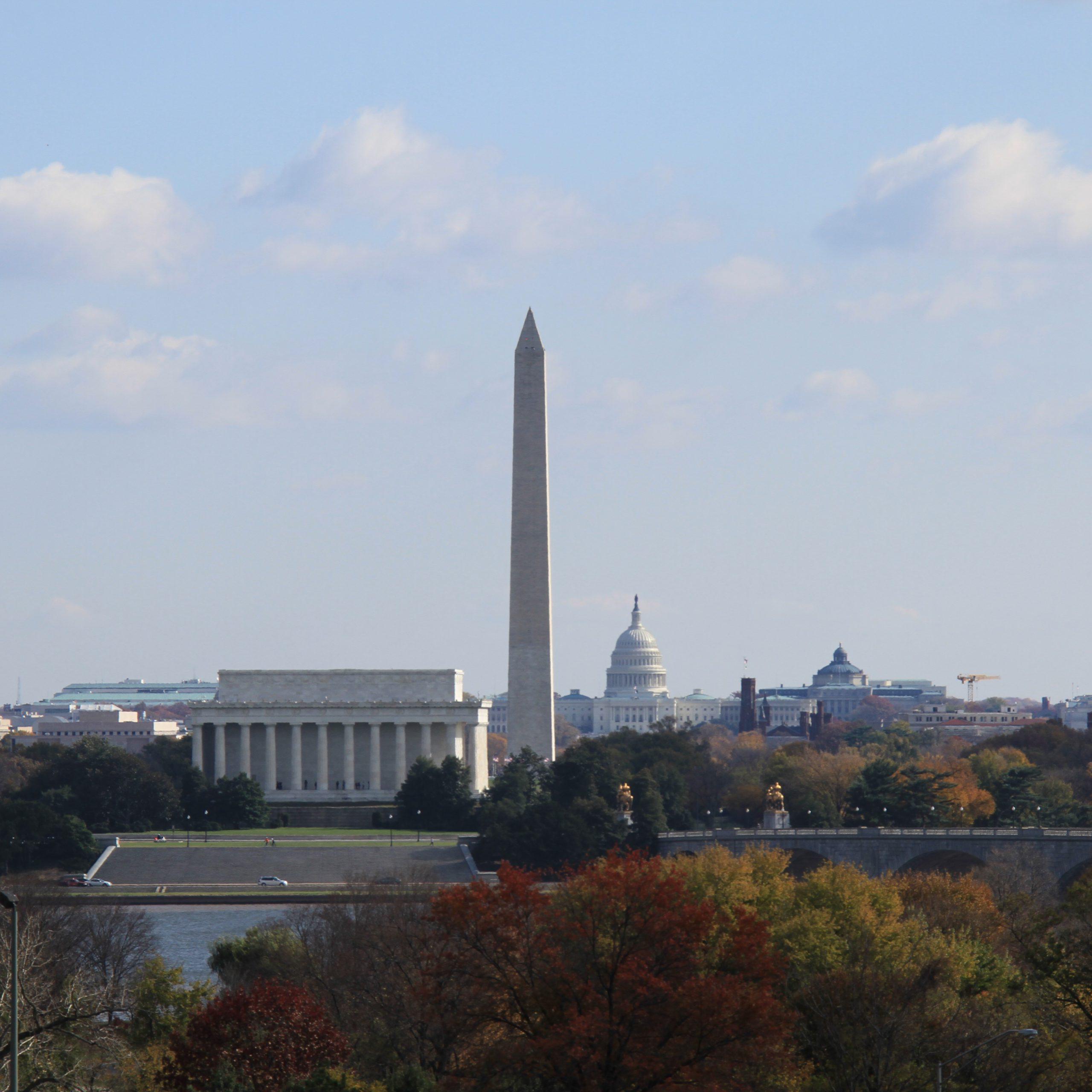 Take a tour in Washington, D.C.
