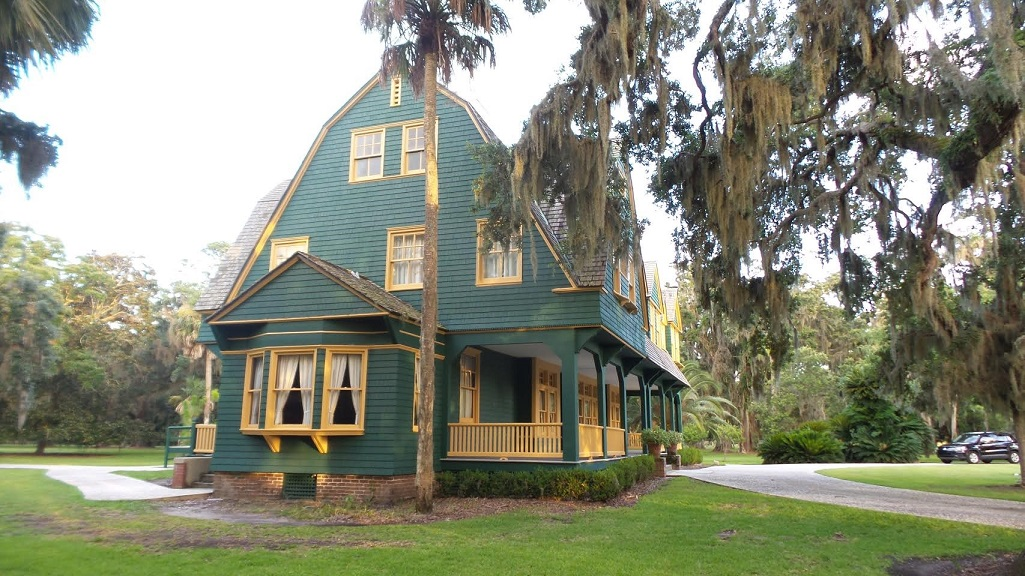 Take a tour of Jekyll Island's historic cottages