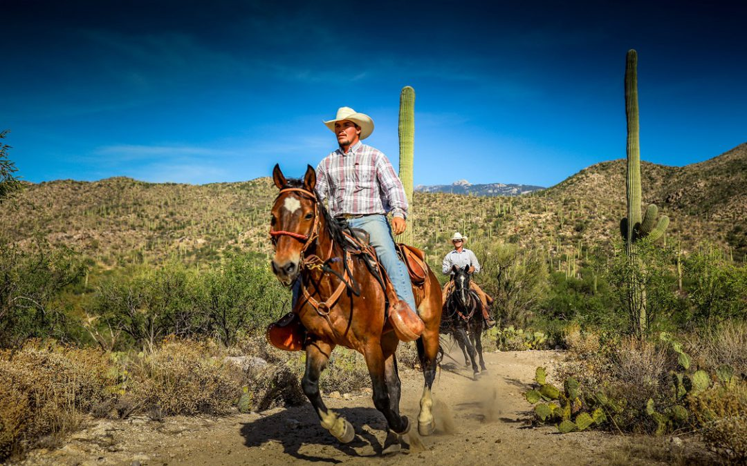 Escape This Winter or Spring to a Family Dude Ranch