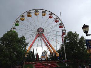 The Ferris Wheel at Elitch Gardens