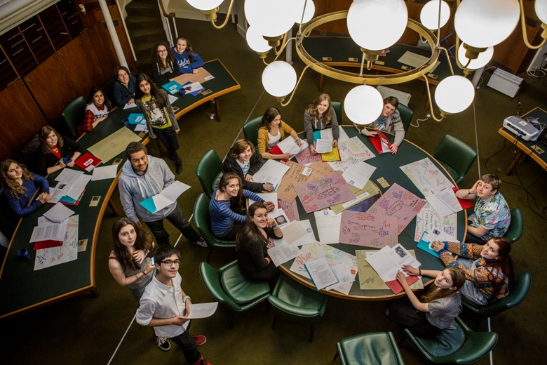 Kids rule at London's newly expanded Imperial War Museum