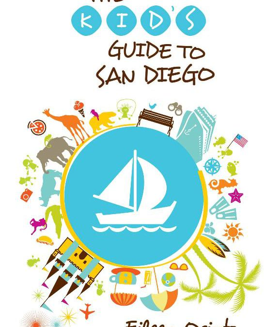 Just published – Eileen's 7th Kids Guide – to San Diego